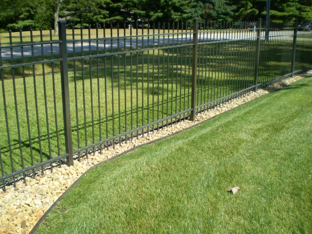 Channel Guard Fence Edging And E3 Landscape Edging
